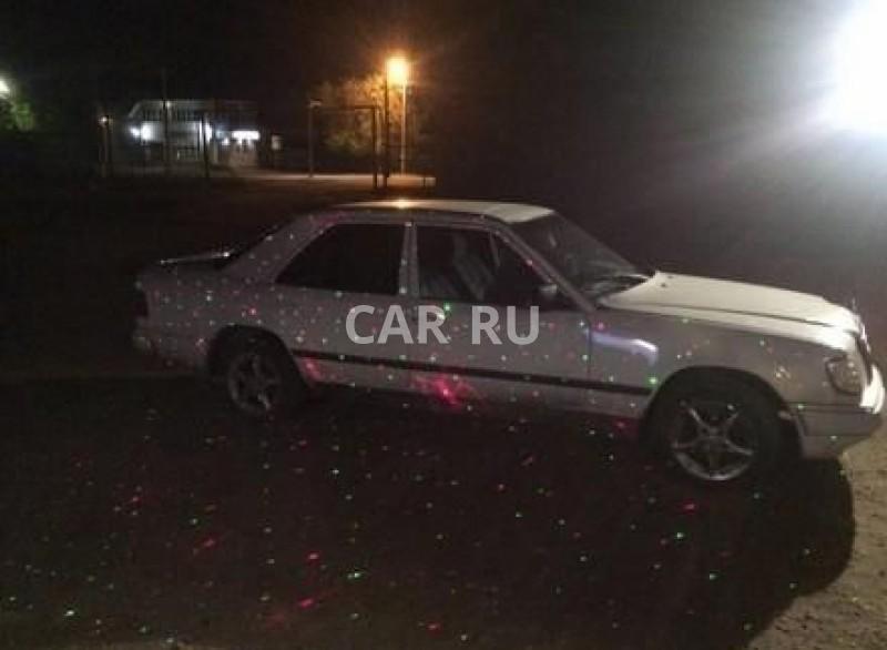 Mercedes E-Class, Астрахань