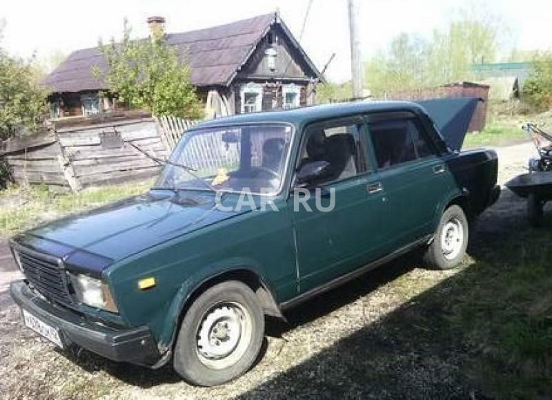 Лада 2107, Анжеро-Судженск