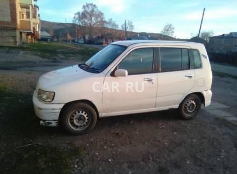 Nissan Cube, Бабушкин