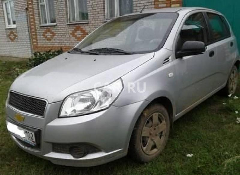 Chevrolet Aveo, Белебей