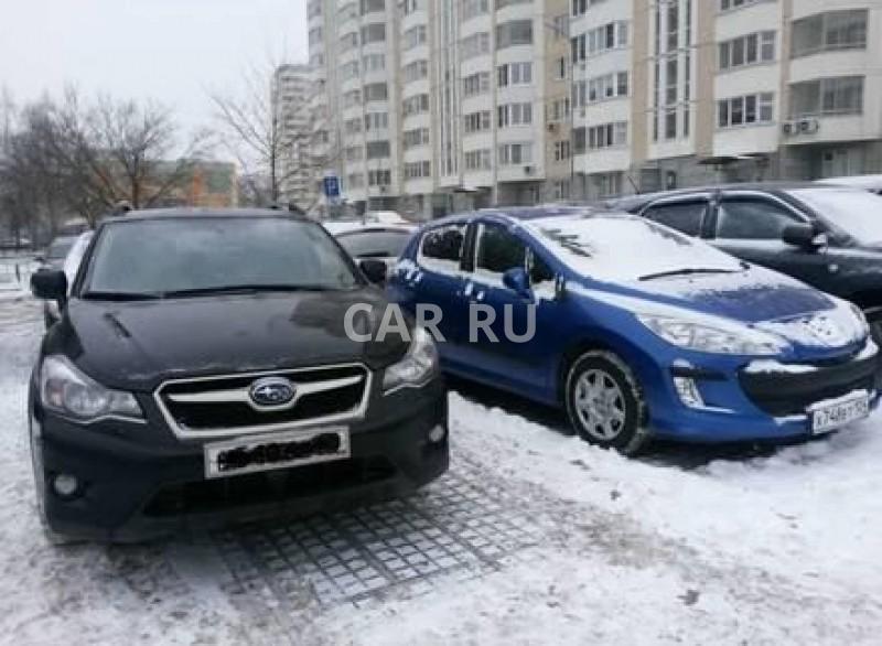 Subaru XV, Абакан