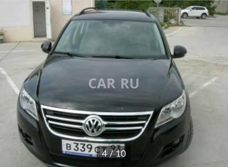 Volkswagen Tiguan, Анапа