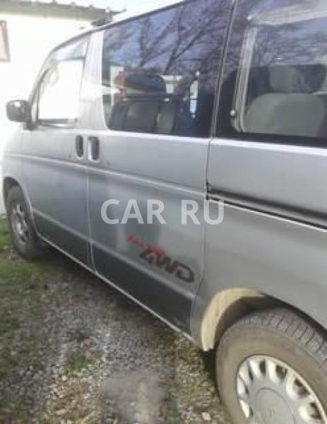 Mazda Bongo Friendee, Артём