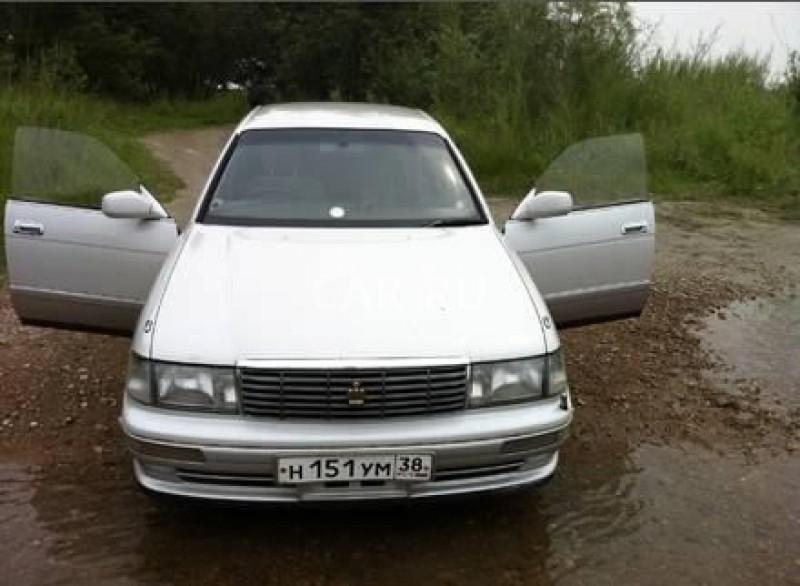 Toyota Crown, Ангарск