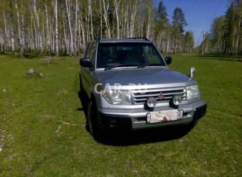 Mitsubishi Pajero Io, Барнаул