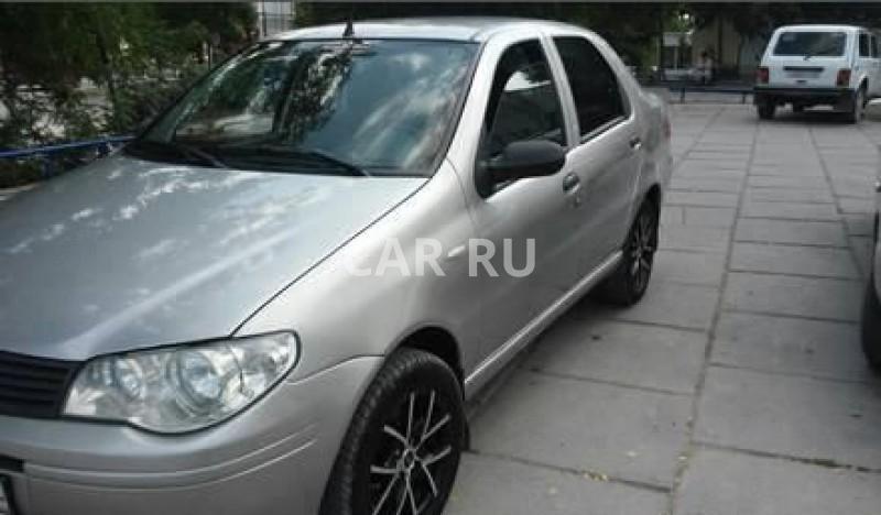 Fiat Albea, Белогорск