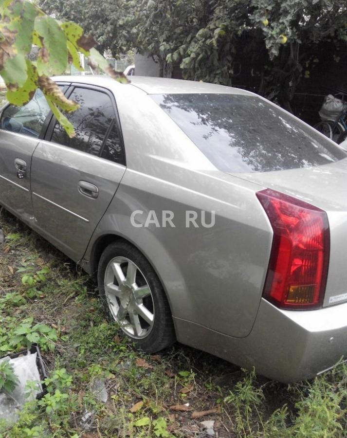 Cadillac CTS, Анапа