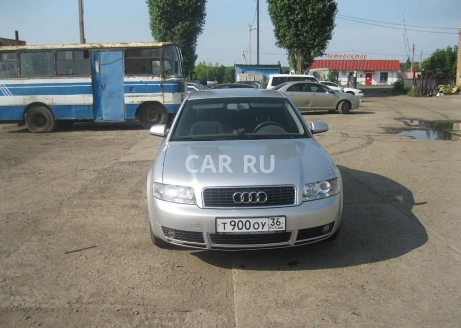 Audi A4, Анна