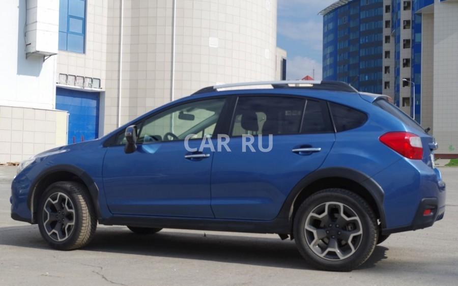 Subaru XV, Белгород