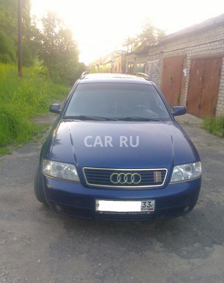 Audi A6, Александров