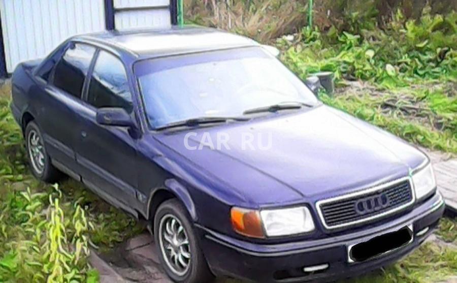 Audi 100, Архангельск