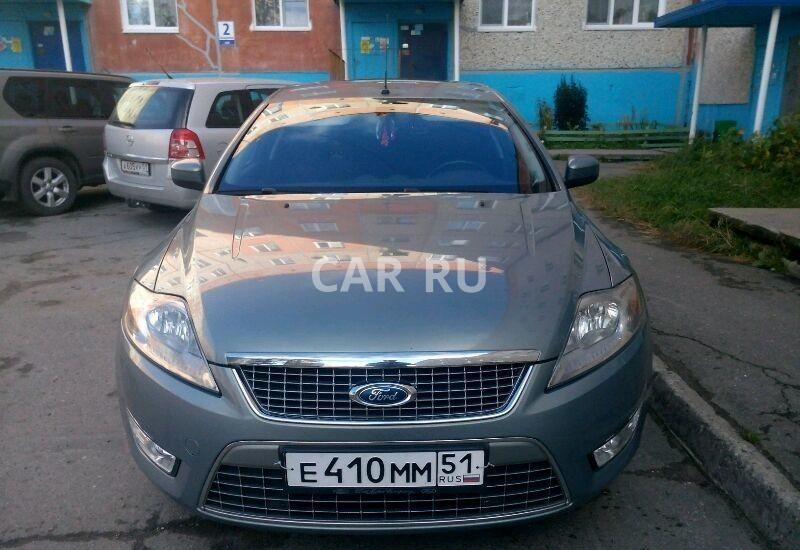 Ford Mondeo, Апатиты