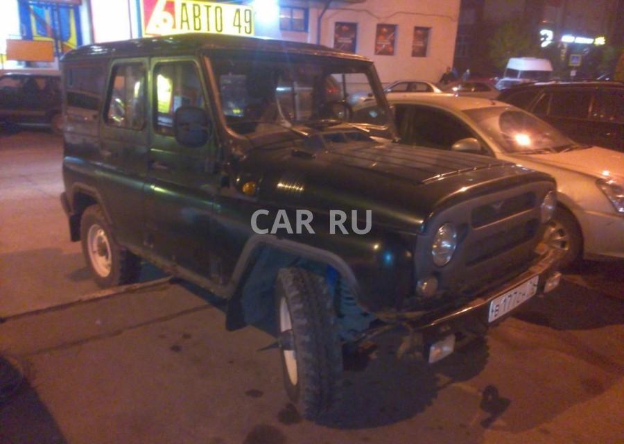 Уаз Hunter, Александров