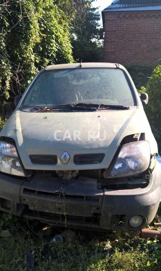 Renault Scenic, Абинск