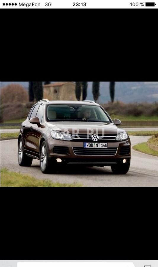 Volkswagen Touareg, Балашиха