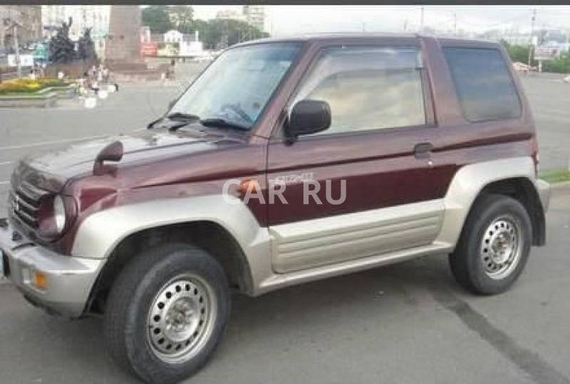 Mitsubishi Pajero Junior, Барнаул