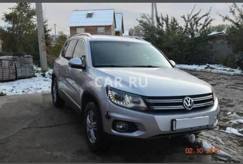 Volkswagen Tiguan, Абакан