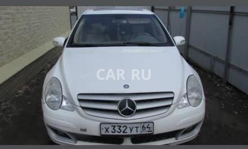 Mercedes R-Class, Балашов