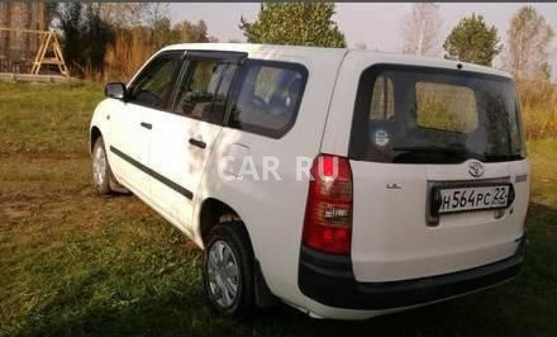 Toyota Succeed, Барнаул