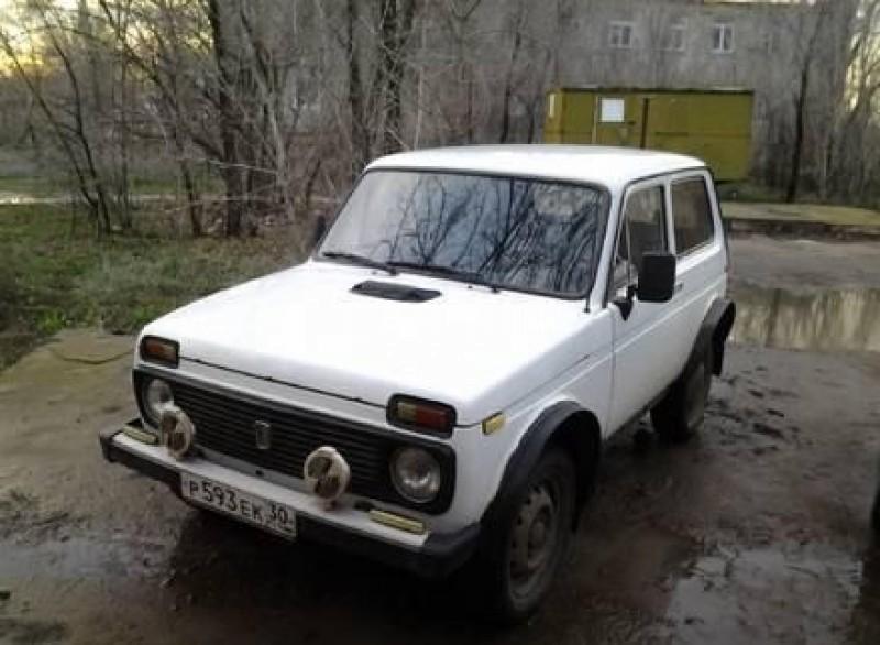 Лада 2121, Ахтубинск