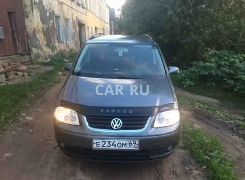 Volkswagen Touran, Апатиты