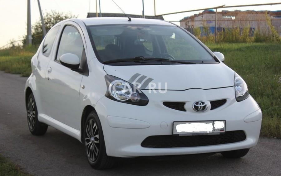 Toyota Aygo, Белгород