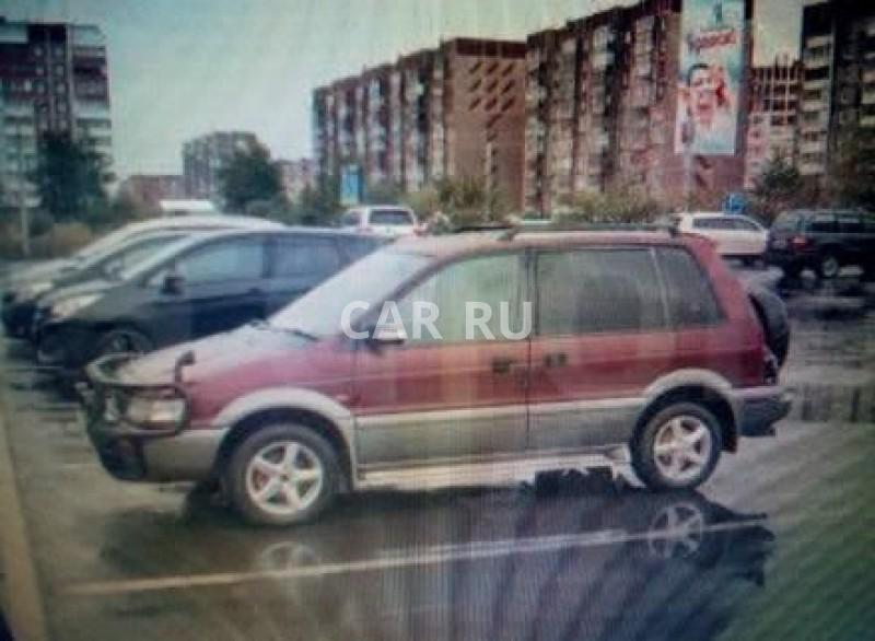 Mitsubishi RVR, Братск