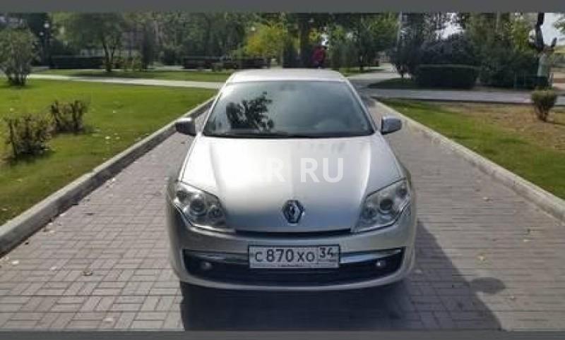 Renault Laguna, Астрахань