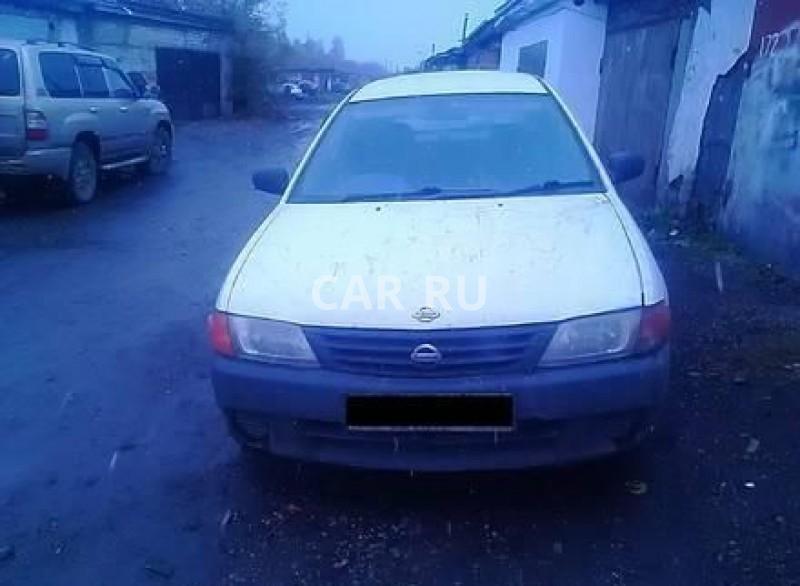 Nissan AD, Белово