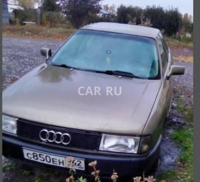 Audi 80, Бачатский