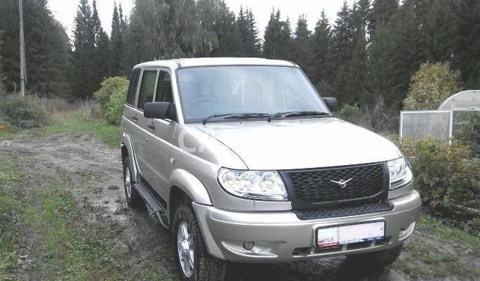 Уаз Patriot, Александров