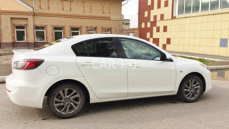 Mazda 3, Ачинск