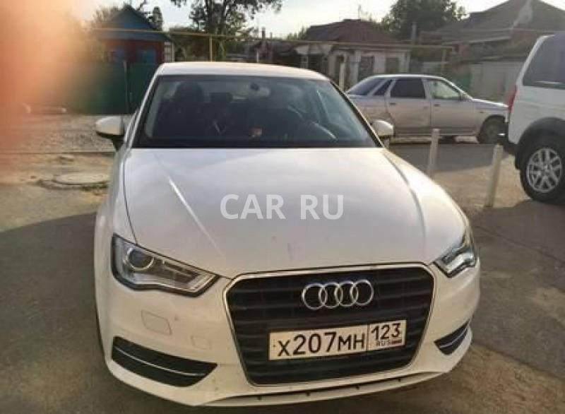 Audi A3, Армавир