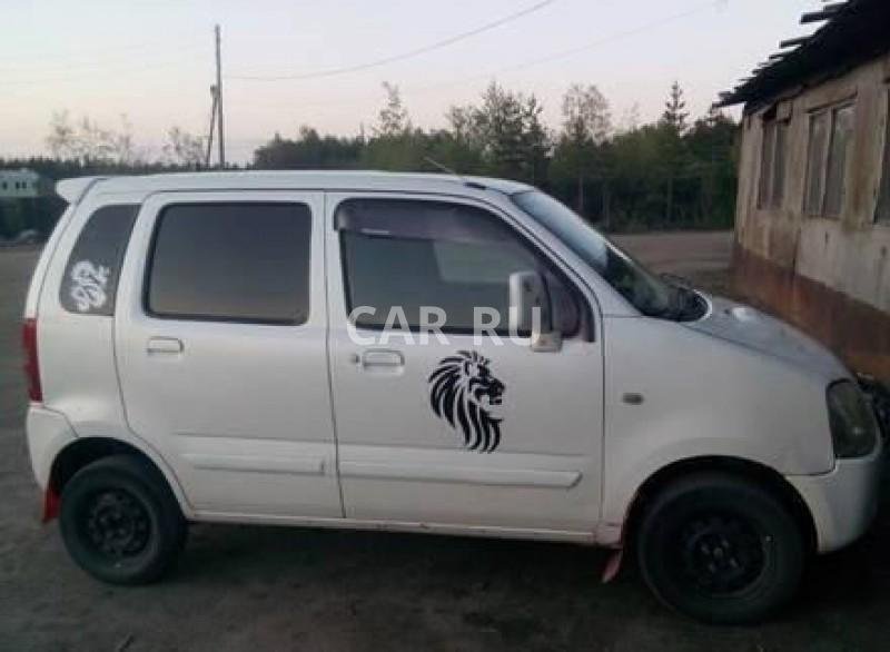 Suzuki Wagon R, Алдан
