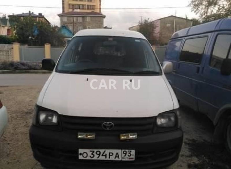 Toyota Town Ace, Анапа