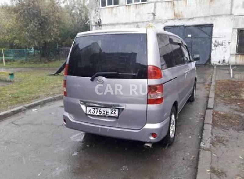 Toyota Noah, Барнаул