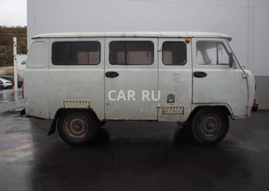 Уаз 2206, Белгород