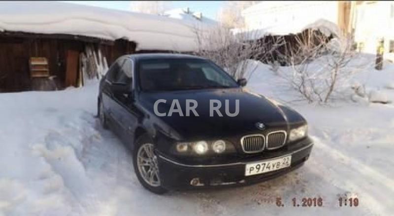 BMW 5-series, Анжеро-Судженск