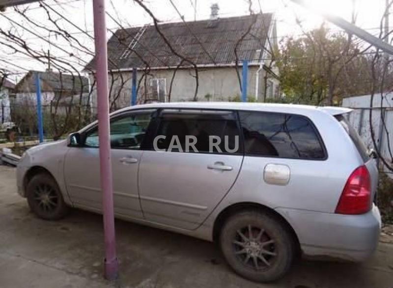 Toyota Corolla, Ахтырский