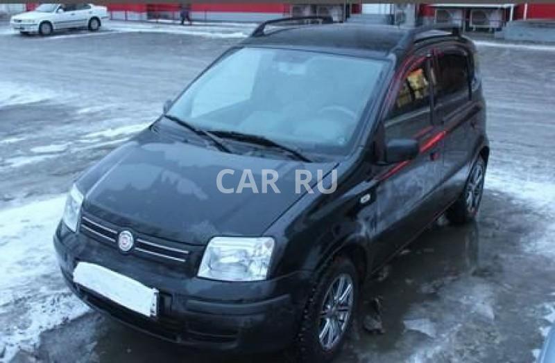 Fiat Panda, Барнаул