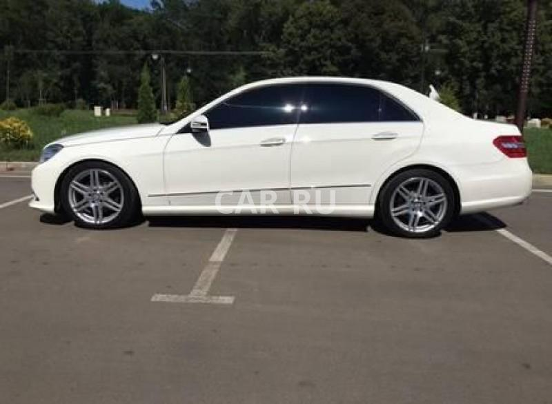Mercedes E-Class, Армавир