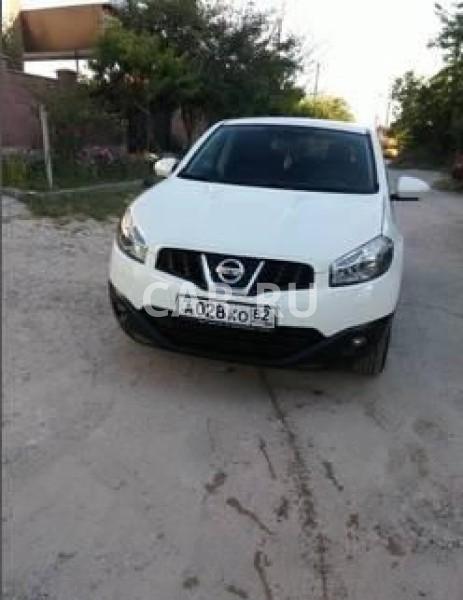 Nissan Qashqai, Бахчисарай