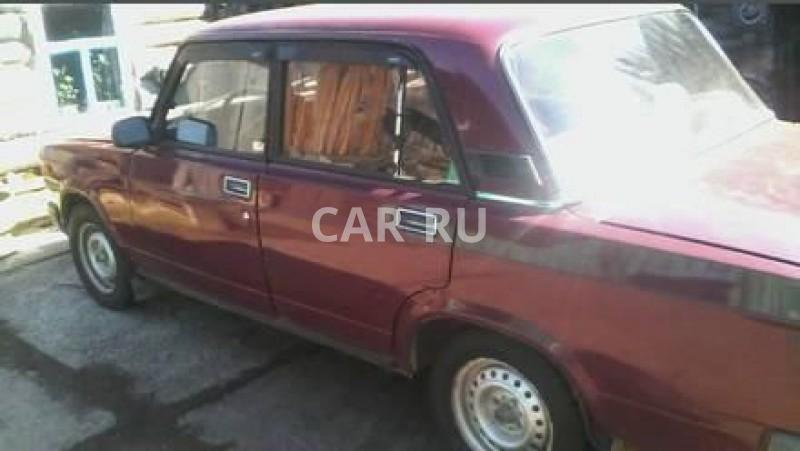 Лада 2107, Балаганск