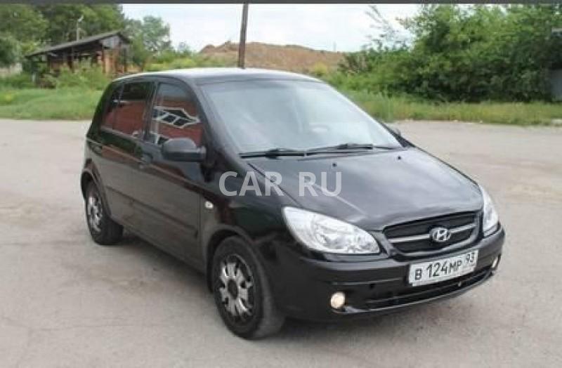 Hyundai Getz, Абинск