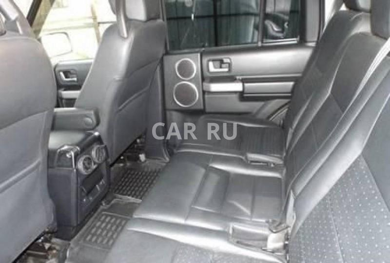 Land Rover Discovery, Астрахань