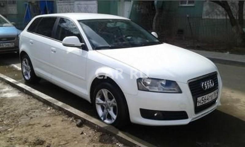 Audi A3, Астрахань
