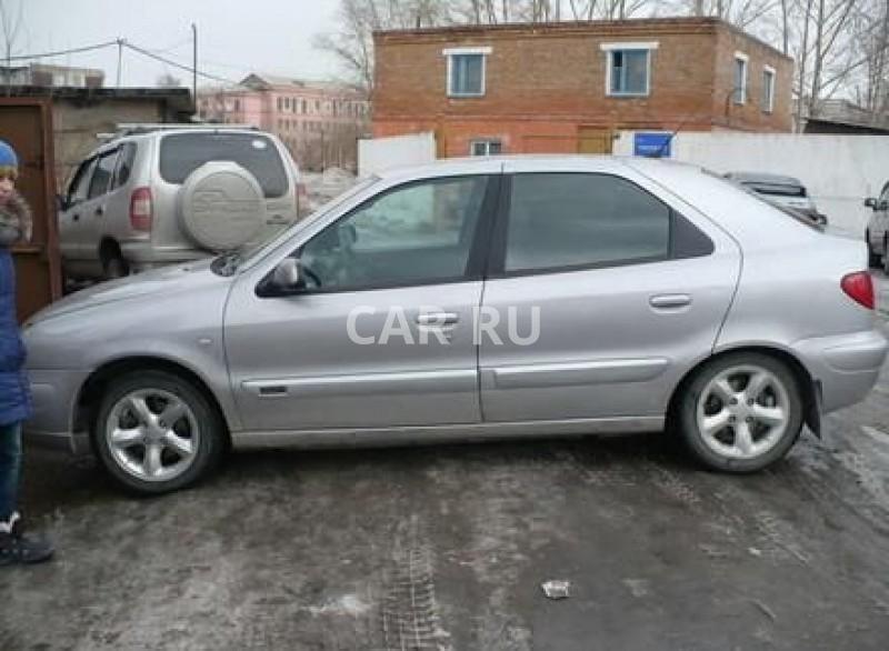 Citroen Xsara, Ачинск