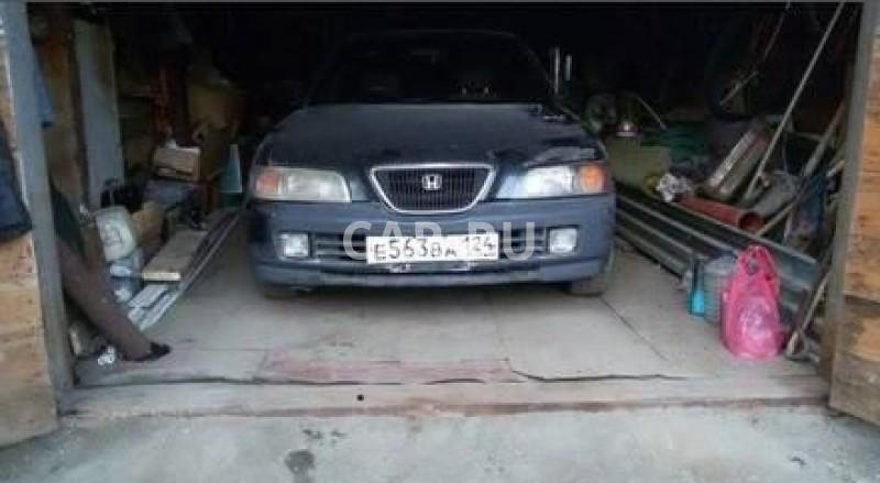 Honda Ascot, Байкальск