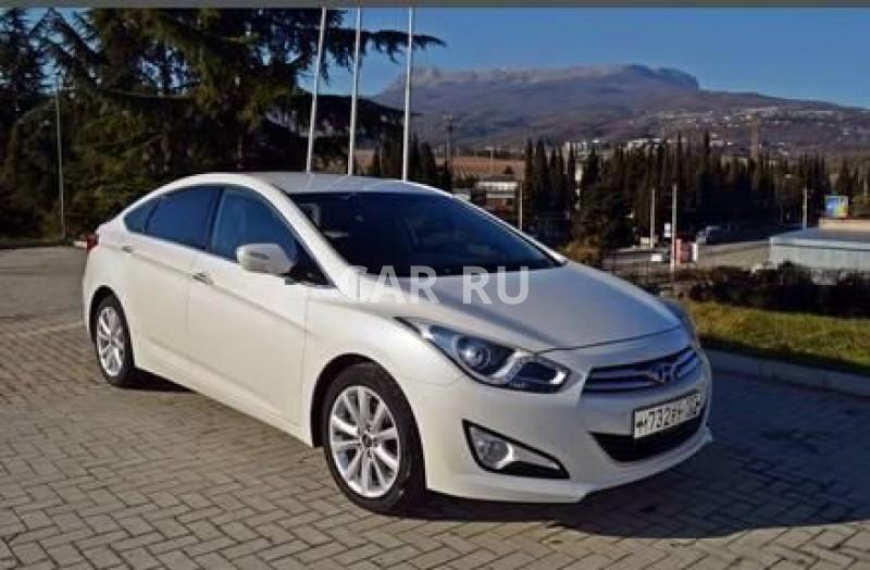Hyundai i40, Алушта