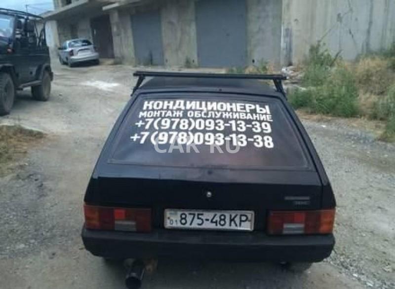 Лада 2108, Алушта